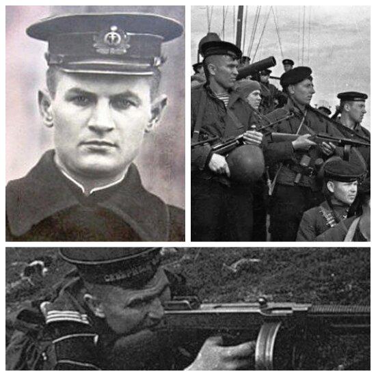 Морская пехота: 68 человек против батальона немцев
