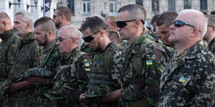 Ветераны АТО могут очутиться в Гааге