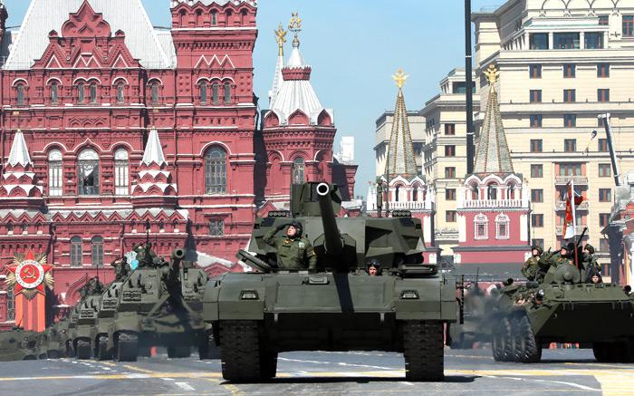 Армия России испугала Запад