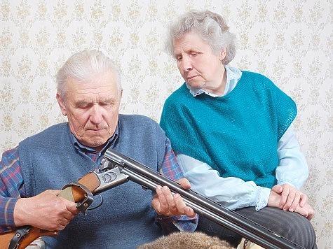 Про медовый месяц настоящего охотника