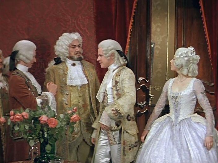 Несостоявшаяся помолвка. - Труффальдино из Бергамо