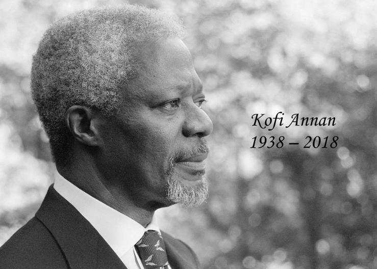 Кофи Аннан много сделал для реализации задач ООН — Путин