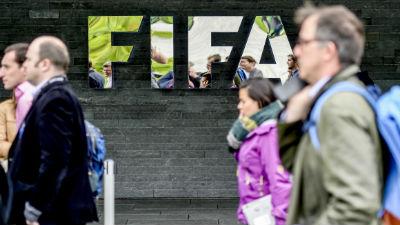 Бывший чиновник FIFA Чак Бле…