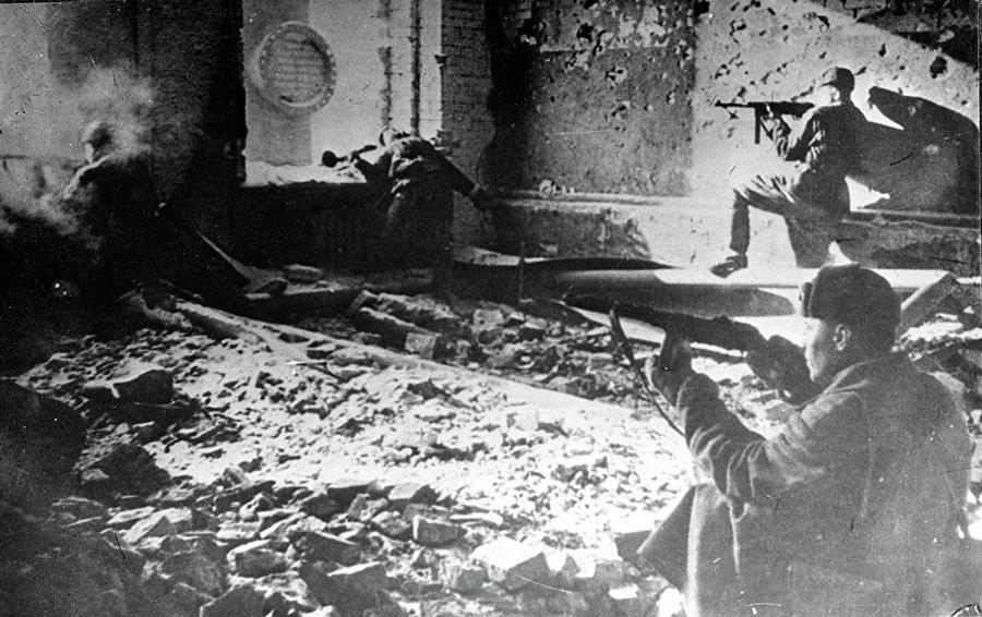 Значение победы в Сталинградской битве для СССР