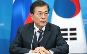 Президент Южной Кореи влюблен в Россию