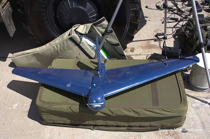 Служебно-боевая разведывательная машина СБРМ