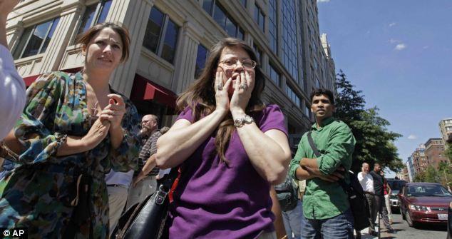 Животные предчувствовали землетрясение в США