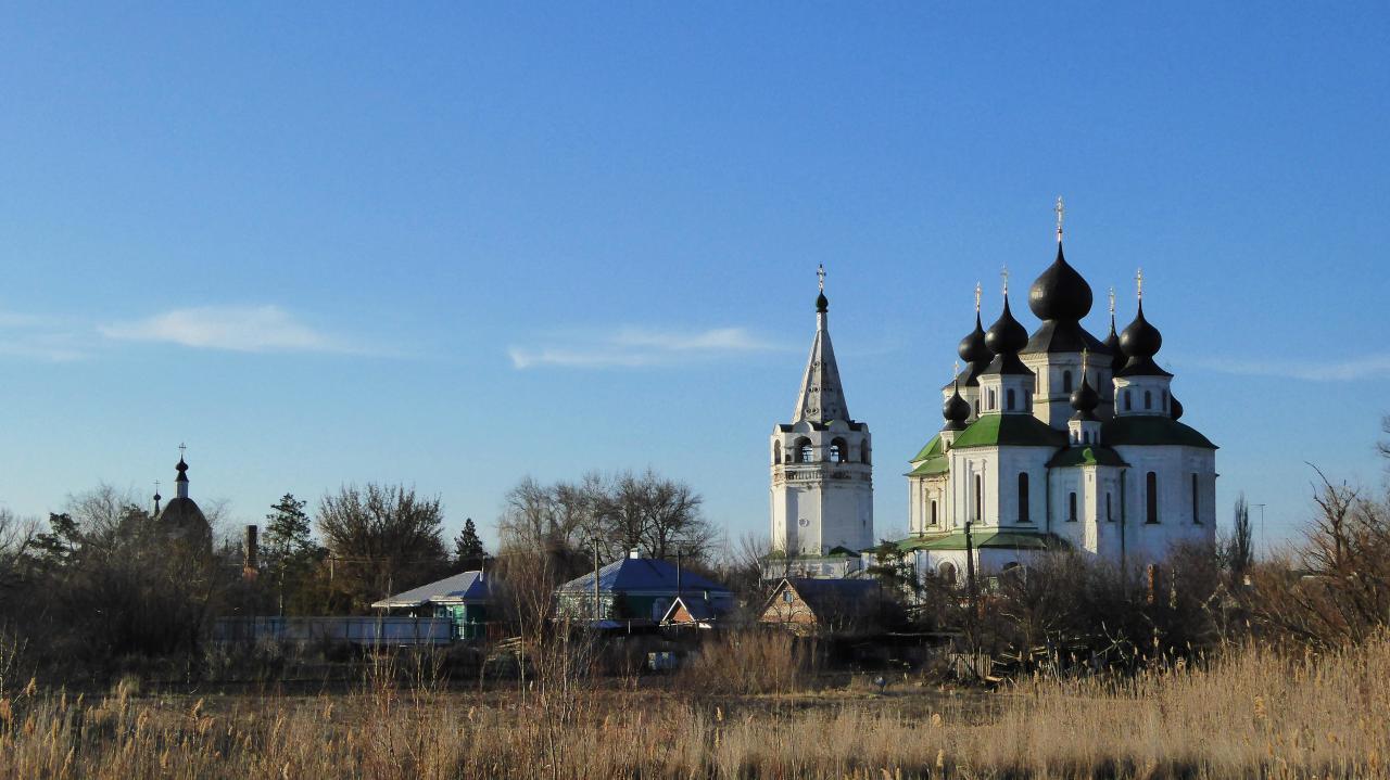 Станица Старочеркасская, 23.02.2015 года. Музыкальное видео