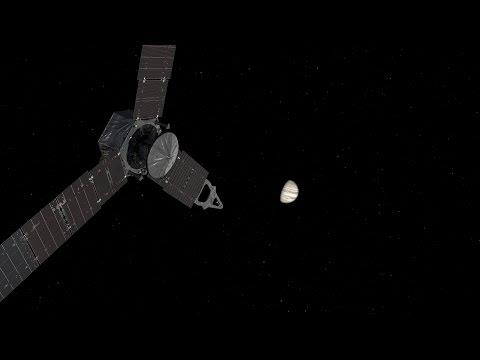 «Juno» успешно вышел на орбиту Юпитера