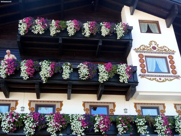 балконы, террасы, лоджии фото - 10