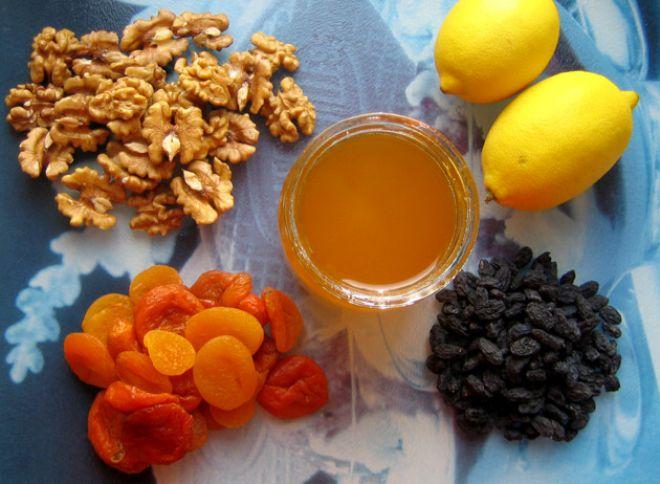 Витаминные смеси для усиления иммунитета