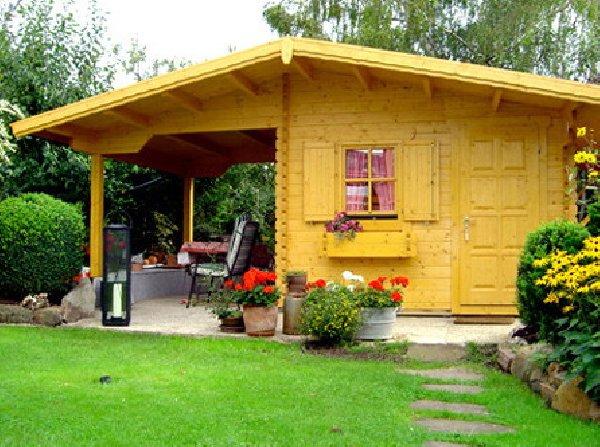 Дизайн дачного домика своими руками фото