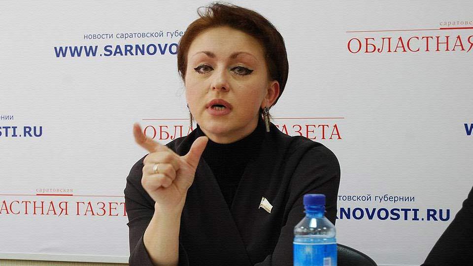 Соколова, предложившая росси…