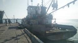 Украинские пограничники похитили капитана судна «Норд»