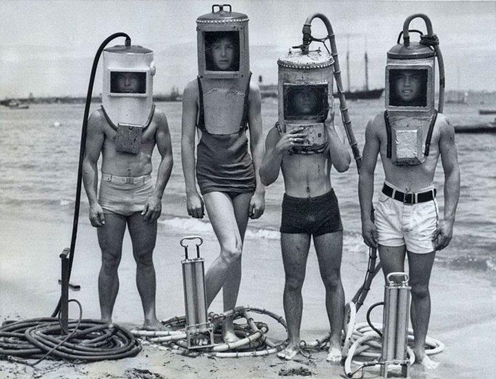 Уникальные архивные фотографии, которые заставят по-другому взглянуть на прошлое