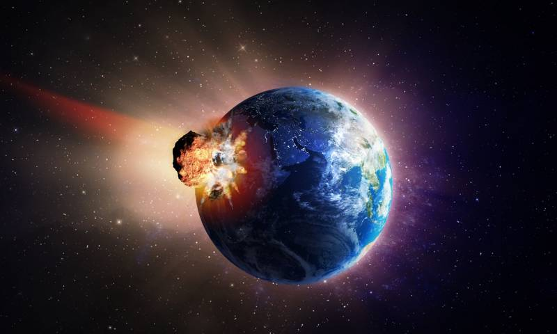 НОВАЯ БОЛЬШАЯ ОПАСНОСТЬ ДЛЯ ЗЕМЛИ: АСТЕРОИДЫ-КЕНТАВРЫ