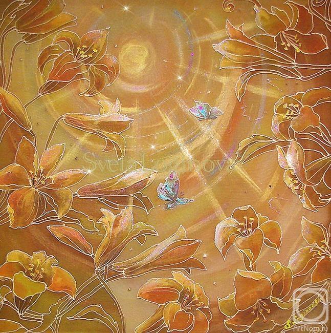 Логинова Светлана. Солнечные блики
