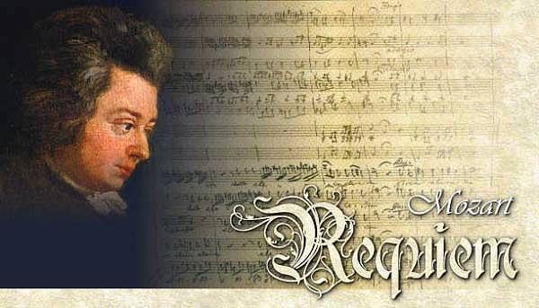 Ва моцарт реквием дни гнева слушать онлайн и скачать