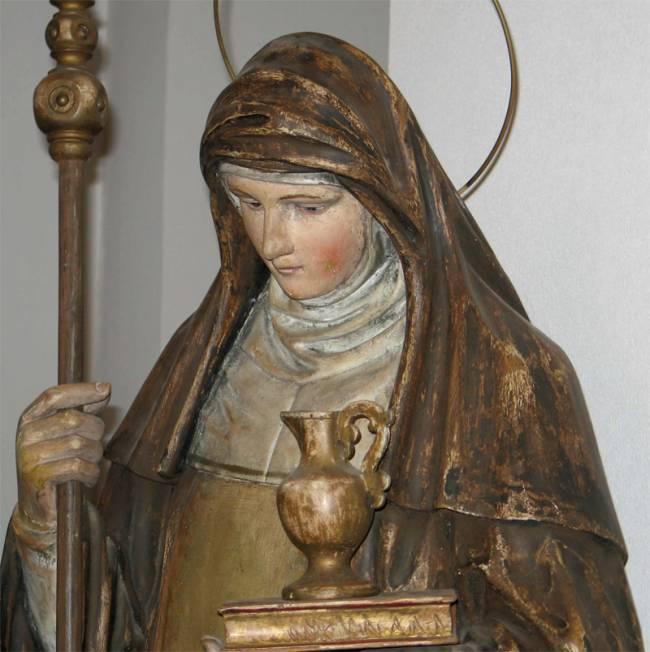 Вальпурга - святая, которую любят ведьмы
