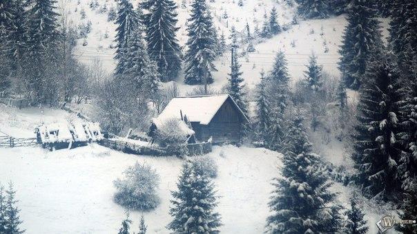Приметы зимой