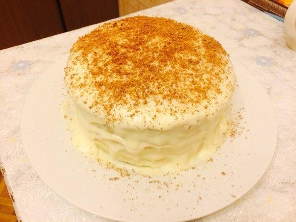 Самый простой и вкусный торт!!!