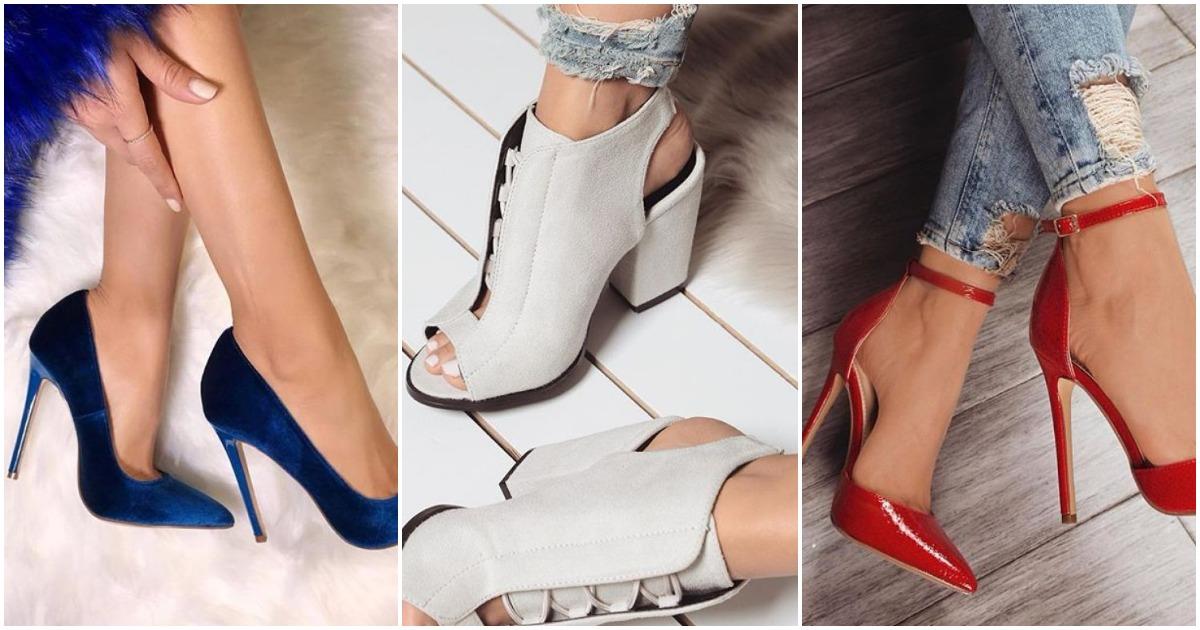 Новые тенденции моды на обувь весна-лето 2018