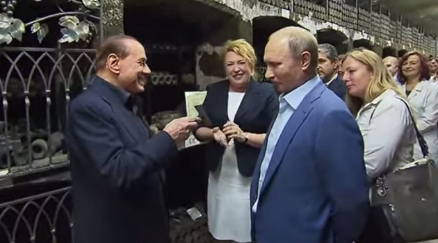 «Массандра» после визита Путина продаст бутылку хереса за €1 млн