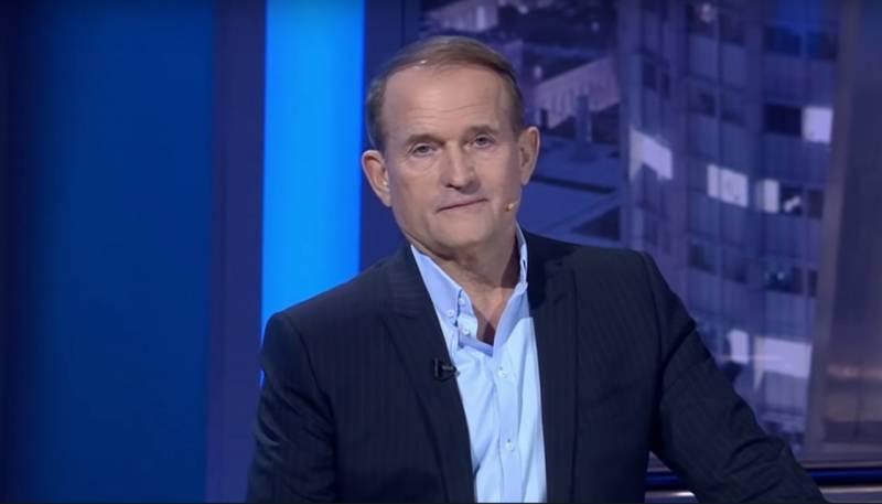 Виктор Медведчук, последний украинец на Украине