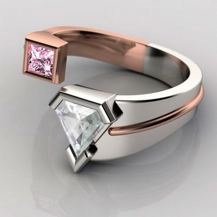 Кольцо для настоящего супермена диза, кольцо, креатив