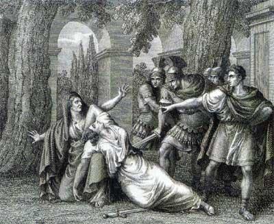 Валерия Мессалина, гениальные любовницы, разврат, оргии, Рим