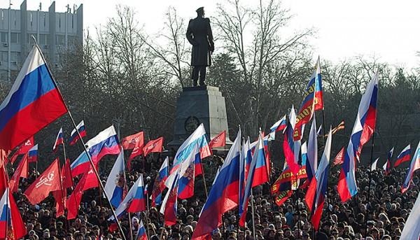 Правда Севастополя, потрясша…
