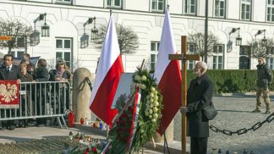 Министр обороны Польши назвал терактом авиакатастрофу под Смоленском