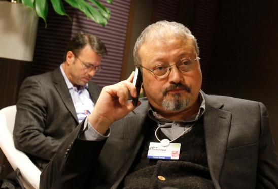 Журналист Хашкаджи не успел рассказать правду о Химическом оружии Саудовской Аравии