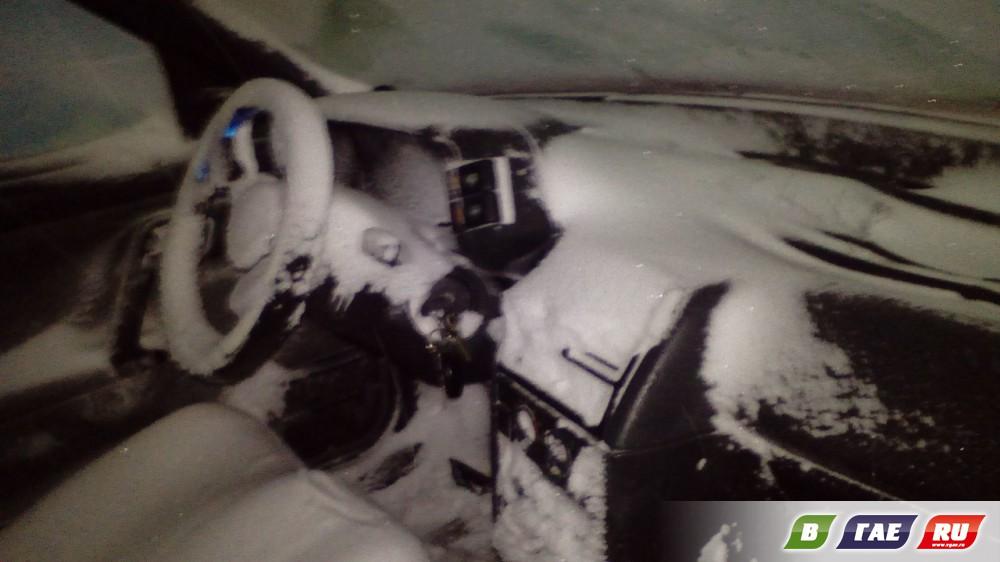Выживший в 16-часовой снежной пробке россиянин обратился к Путину