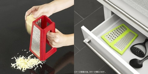 A-Fold-Up-Cheese-Grater