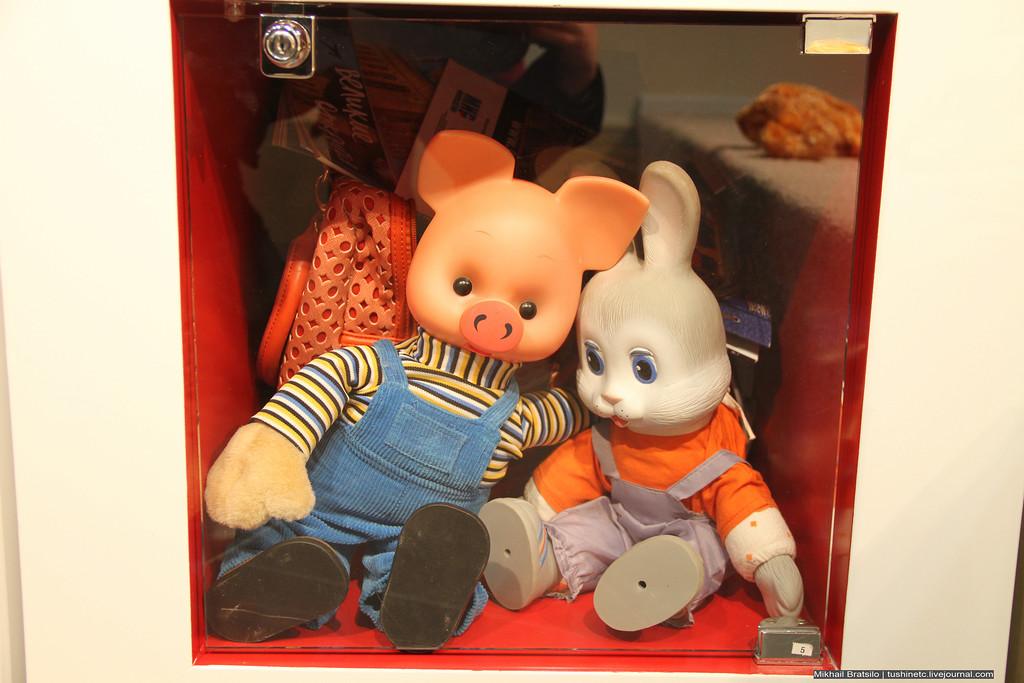 В Центральном Детском мире открылся Музей детства: Советские игрушки