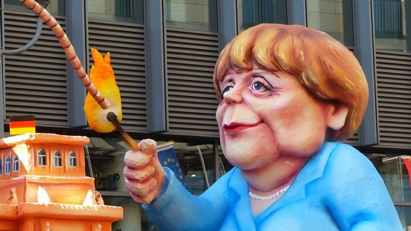 «Непрофессиональное правительство» Германии. Фрау Меркель, не пора ли вам в отставку?