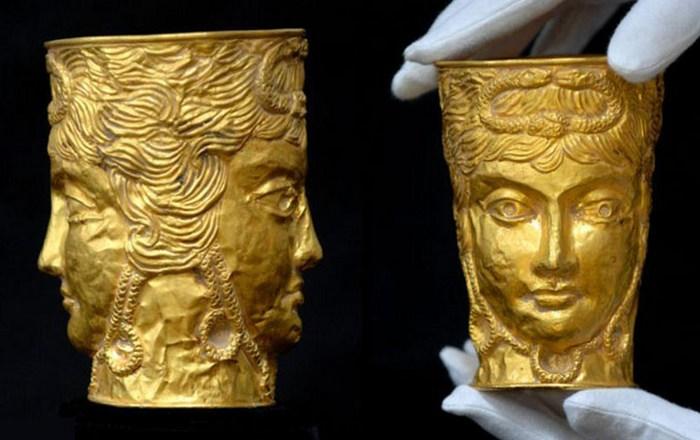 Интереснейшие древние артефакты, которые были найдены совершенно случайно