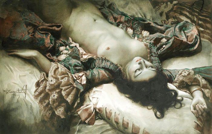художник Лев Чистовский (Lev Tchistovsky) картины - 25