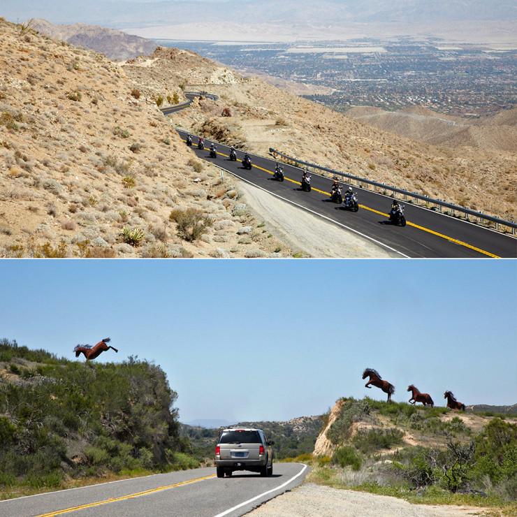 Route 66 — путешествие по США на Yamaha  - Фото 24
