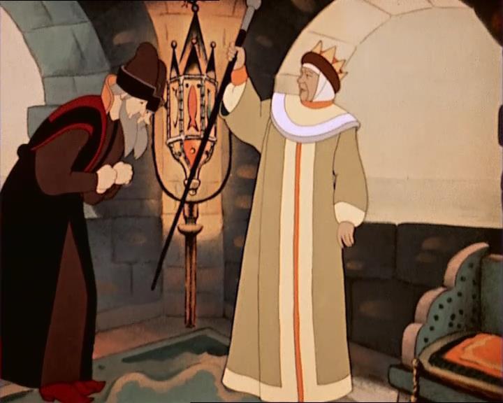 костюм старухи из сказки о рыбаке