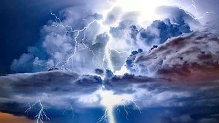Очередное штормовое предупре…