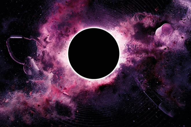 Ученые зафиксировали, как черная дыра поглощает материю