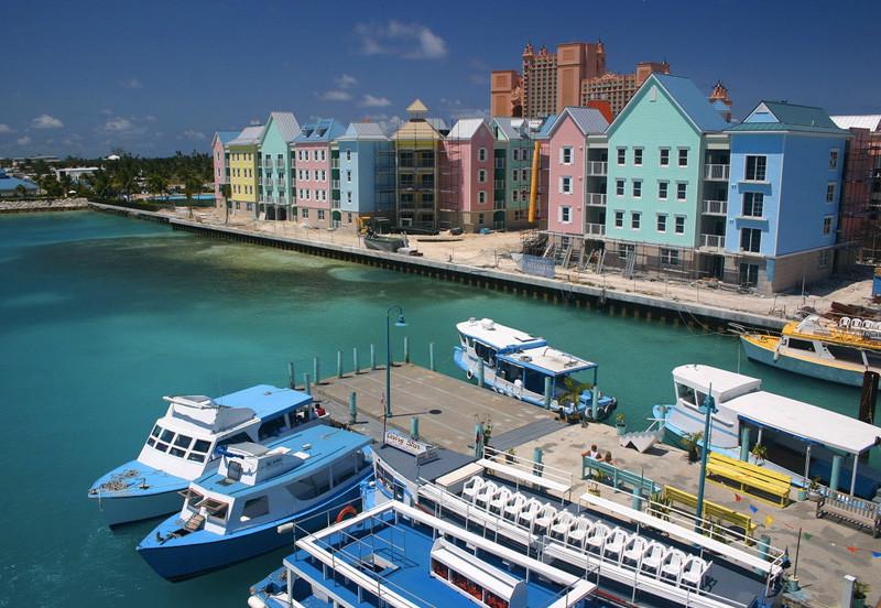 Нассау, Багамские острова  интересное, мир, остров, путешествия