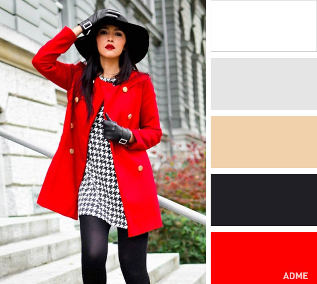 10 классических сочетаний в одежде для создания идеального образа