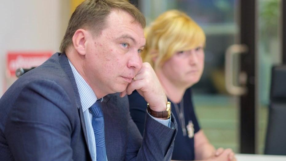 """Владелец банка """"Гефест"""" избил сотрудника ФСБ при обыске"""