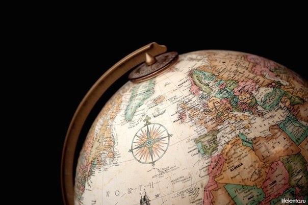 60 интересных фактов по географии