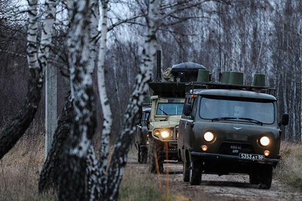 Артиллеристы ЮВО получили новые комплексы радиолокационной разведки