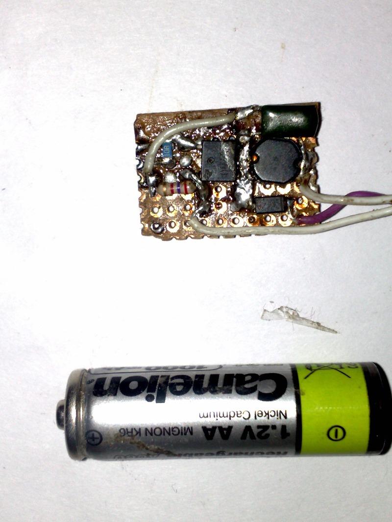 Зарядное устройство из пальчиковых батареек своими руками