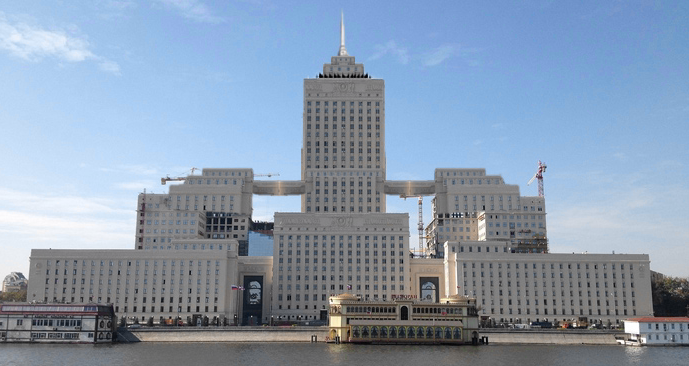 Звонок  западного журналиста в Генштаб МО России